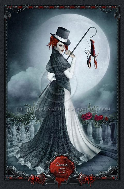 gothic zodiac
