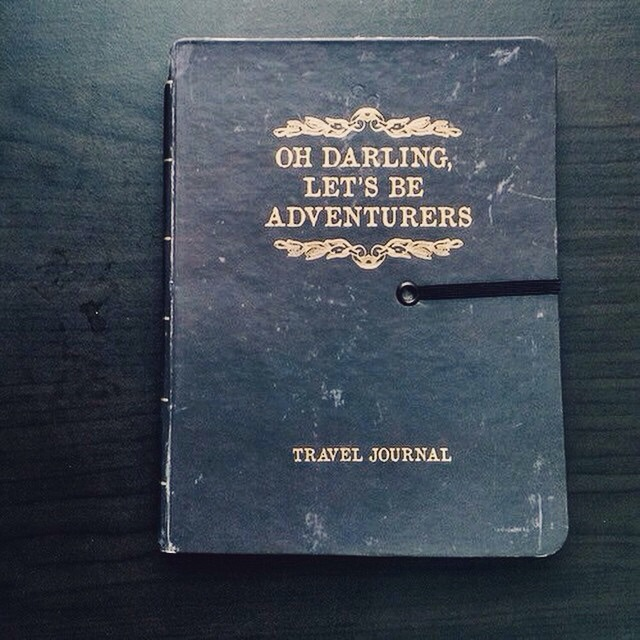 let's be adventurous